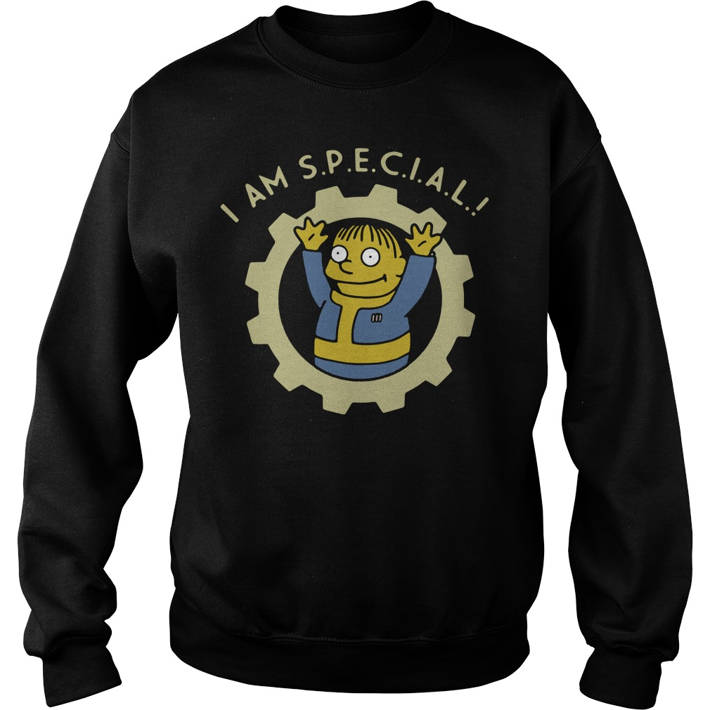 Fallout I am special sweater