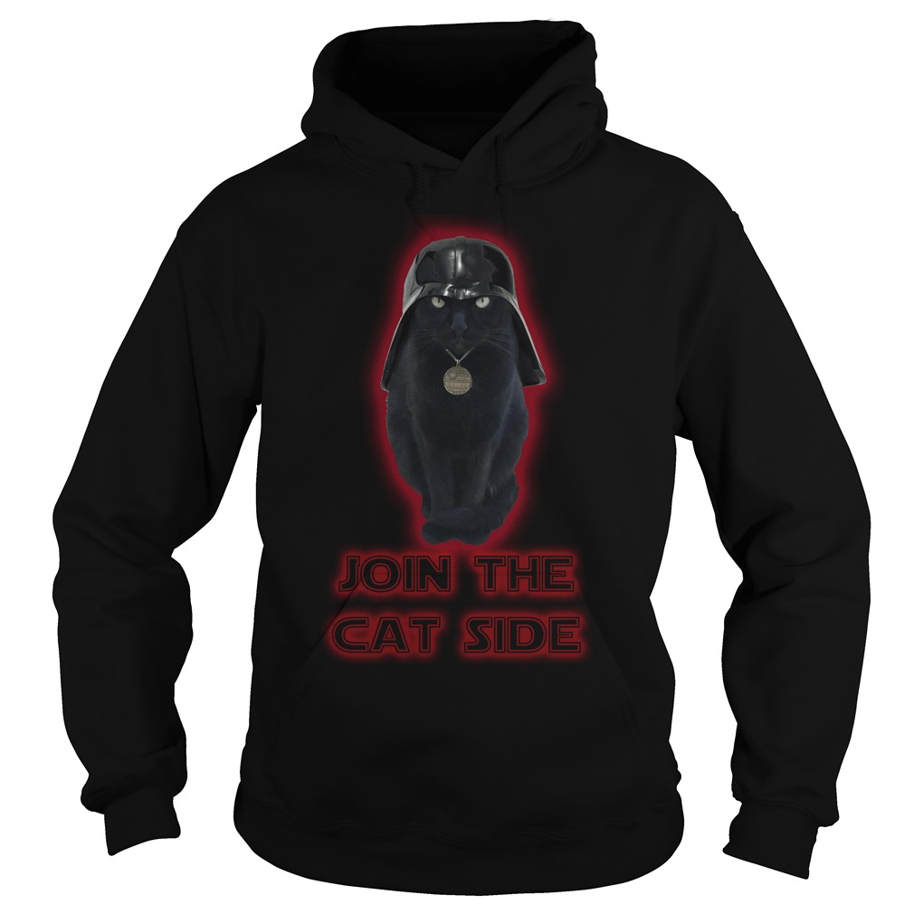 Join the cat side Hoodie