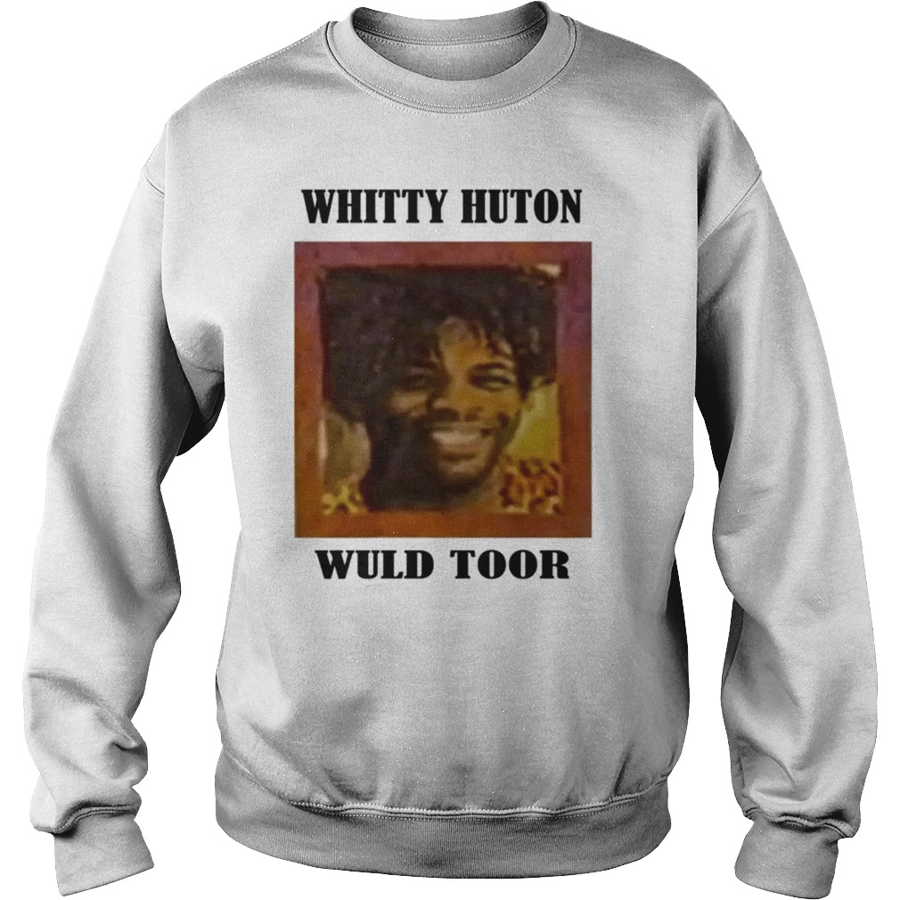 Whitty Huton Wuld Toor sweater