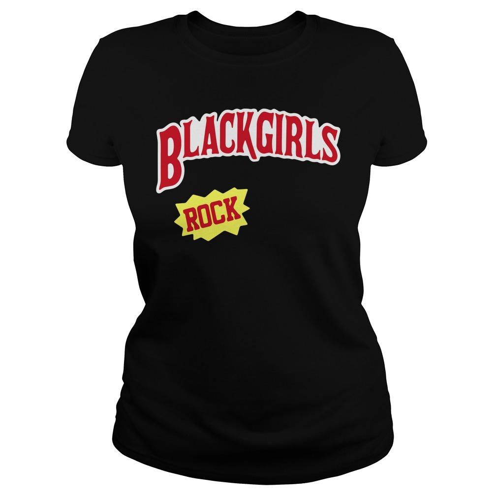 Black girls rock Ladies Tee