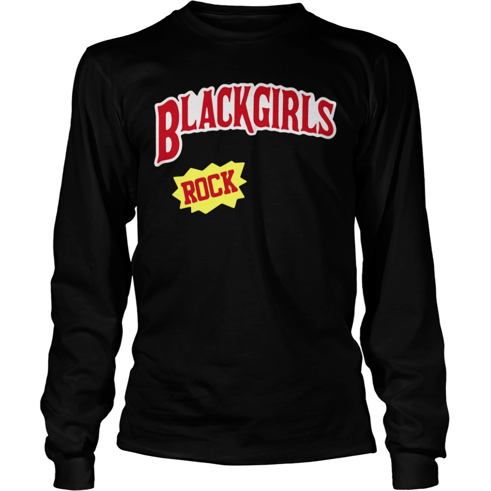 Black girls rock Longsleeve Tee