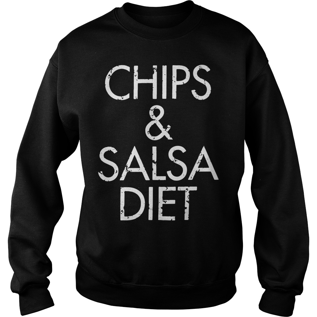 Chips and salsa diet Sweater