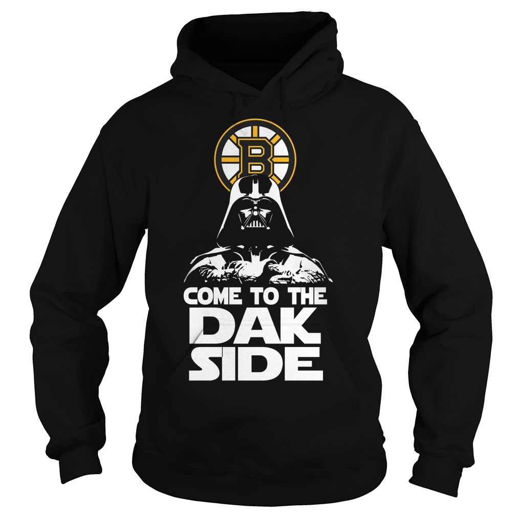 Come to the Dakside Hoodie