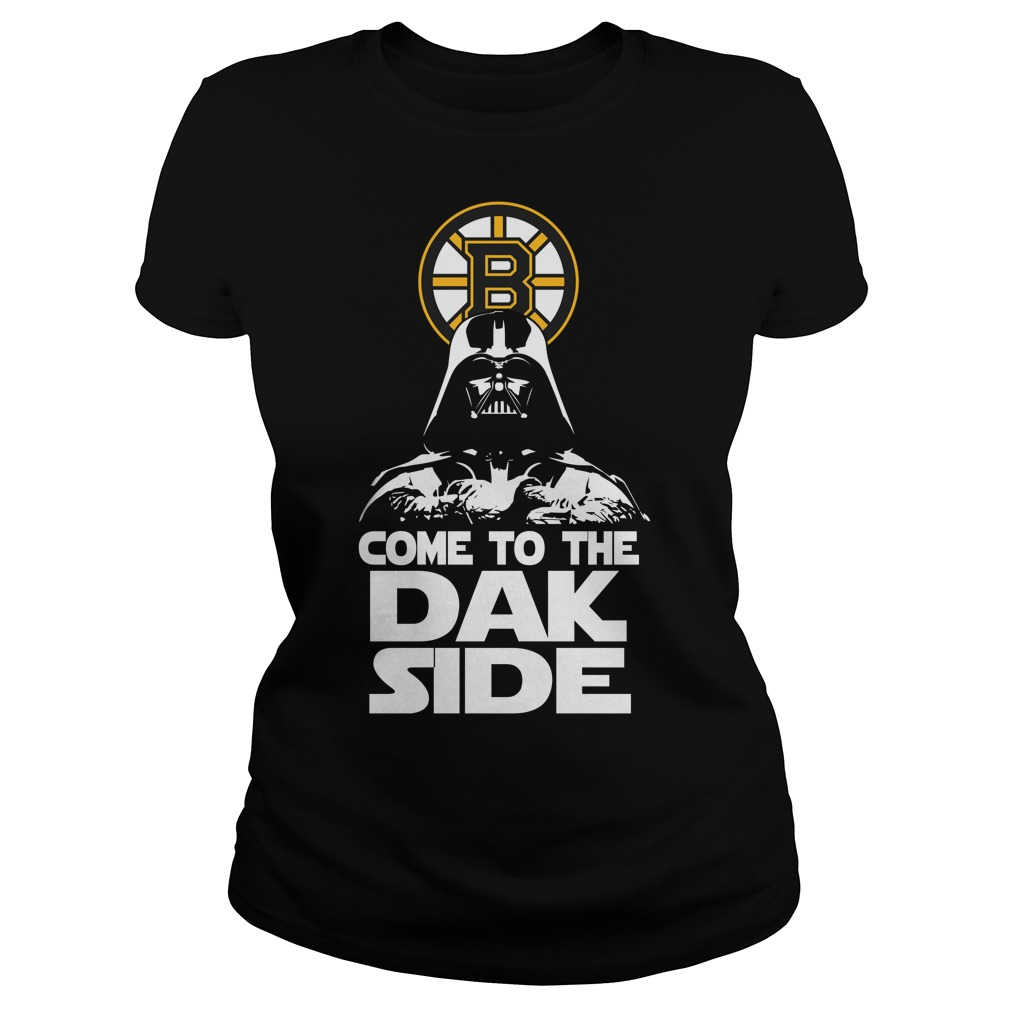 Come to the Dakside Ladies Tee
