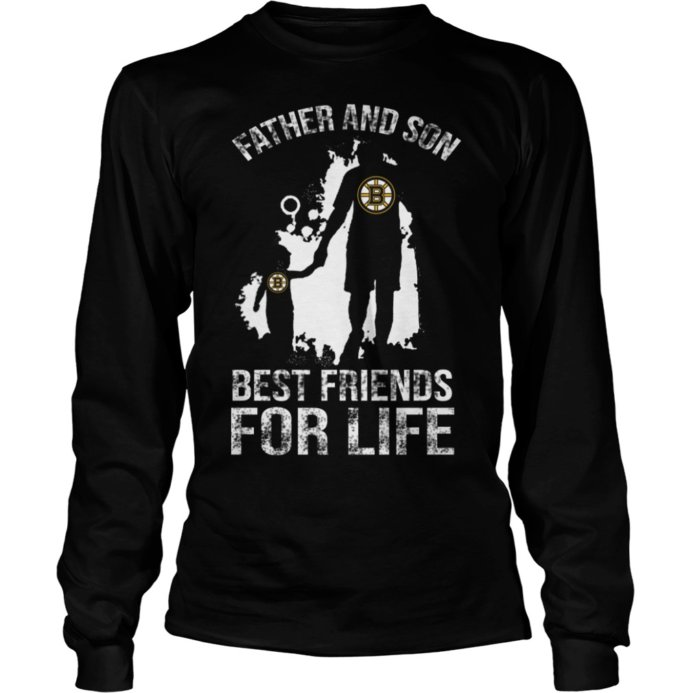 Father and son best friend for life Longsleeve Tee