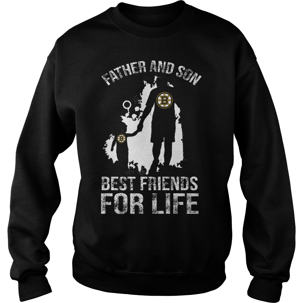 Father and son best friend for life sweater