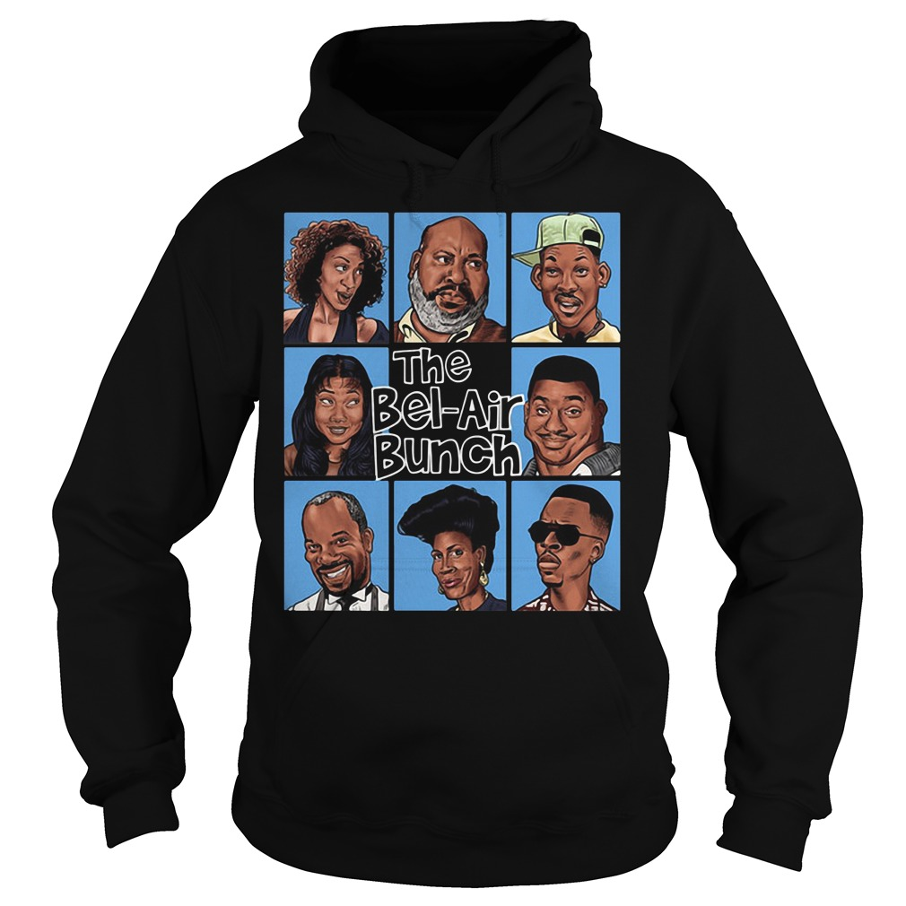 Fresh Prince of Bel-Air bunch Hoodie
