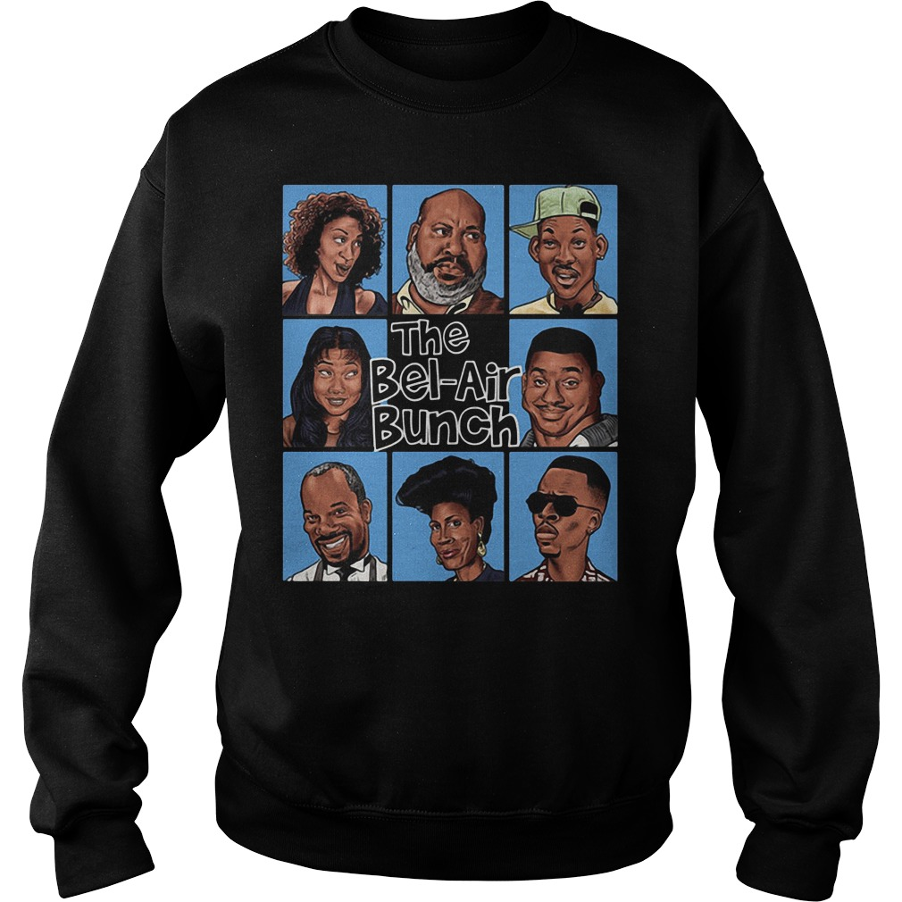 Fresh Prince of Bel-Air bunch Sweater