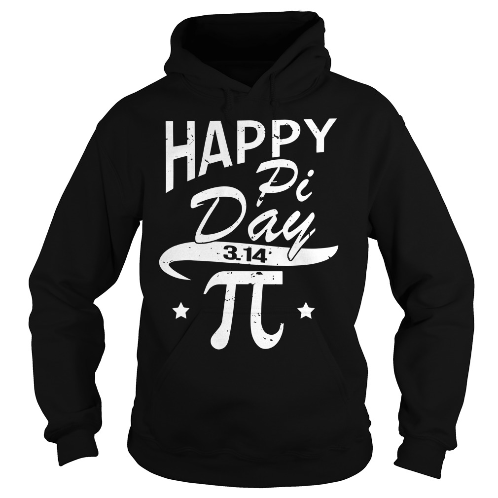Happy pi day 3.14 Hoodie
