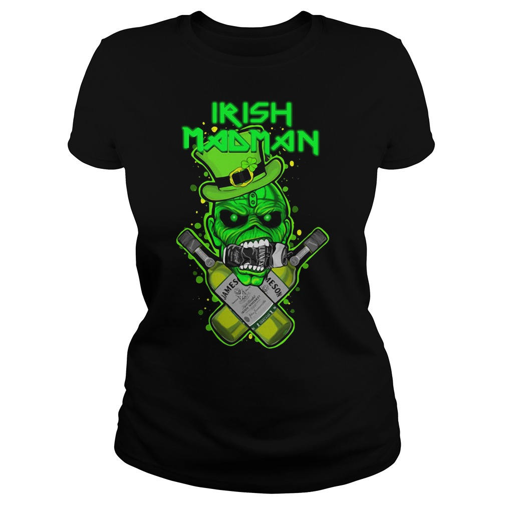 Irish Madman Jameson Ladies Tee