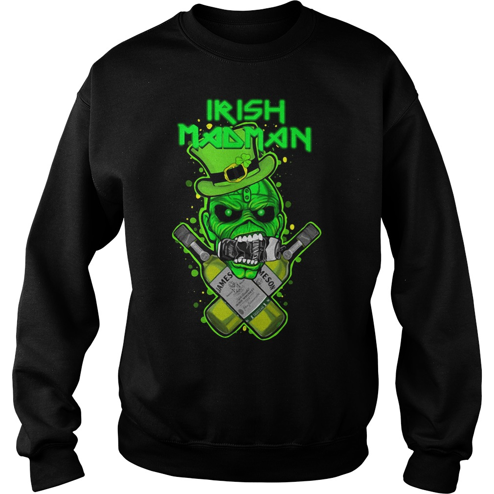 Irish Madman Jameson sweater