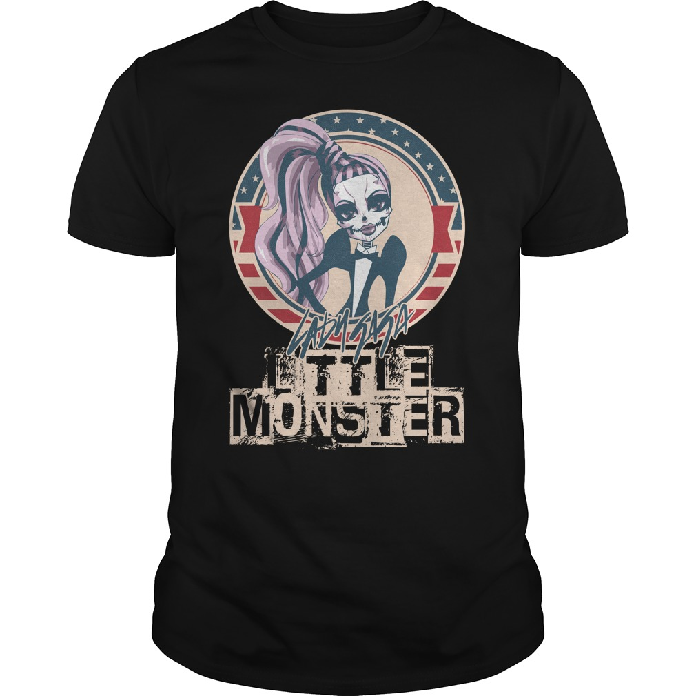 Lady Gaga little monster Guys Shirt