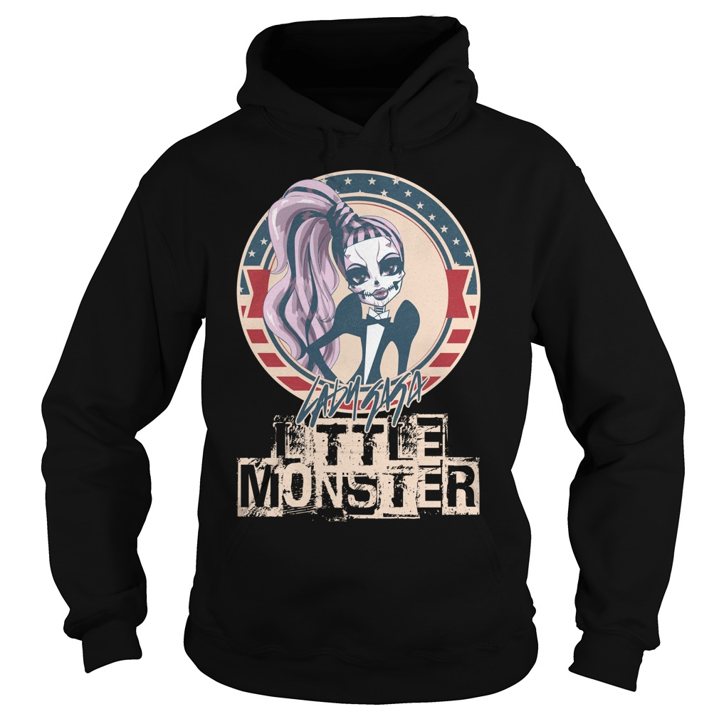 Lady Gaga little monster Hoodie