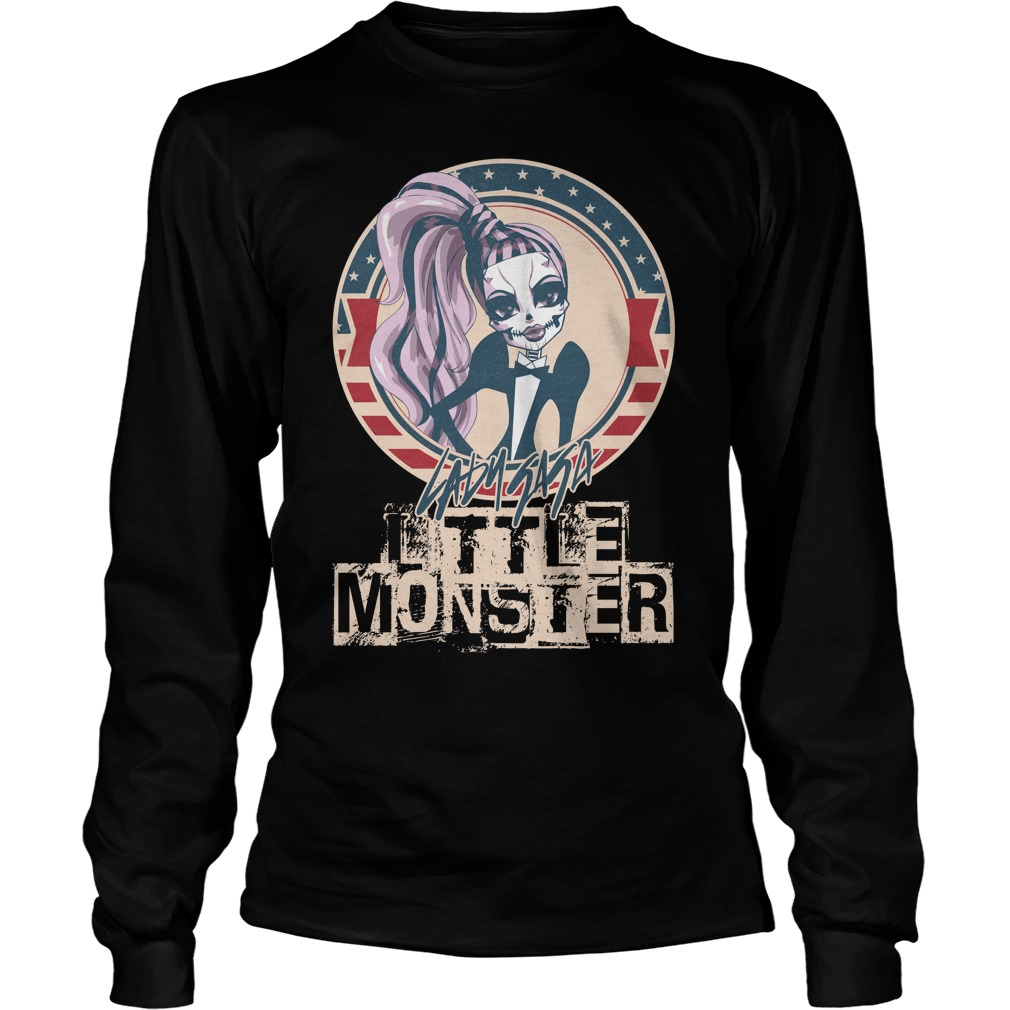 Lady Gaga little monster Longsleeve Tee