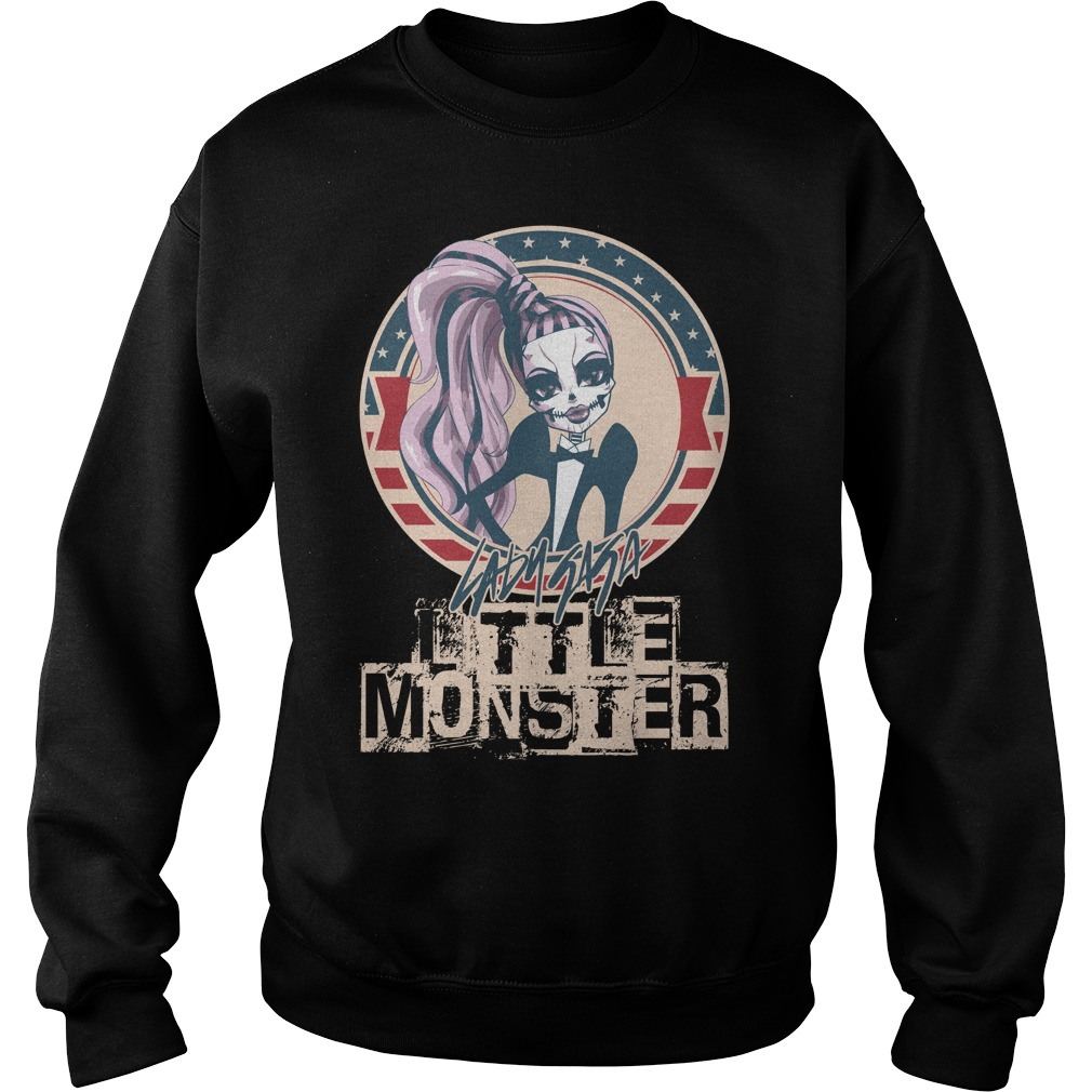 Lady Gaga little monster sweater