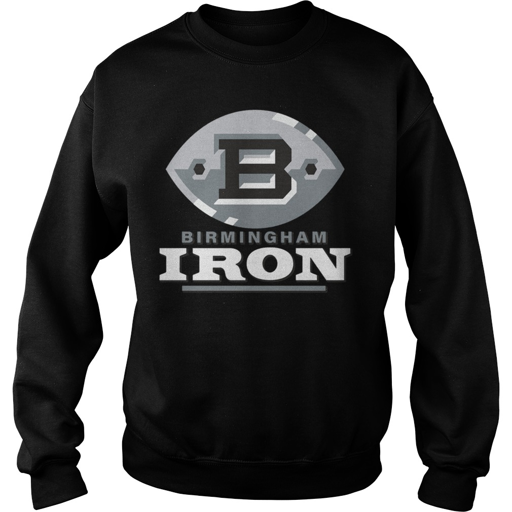 Official Birmingham Iron Sweater