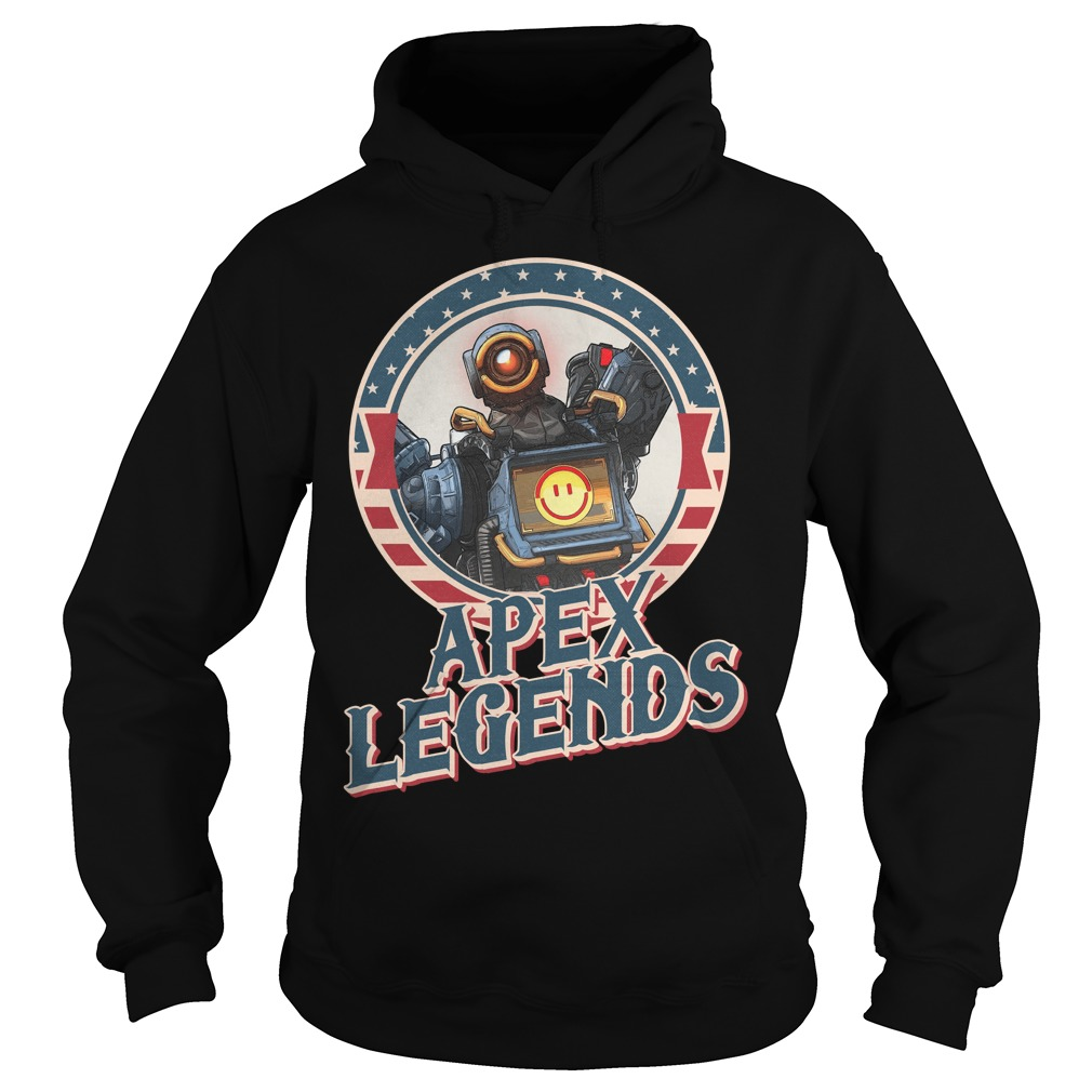 Pathfinder Apex Legends Hoodie