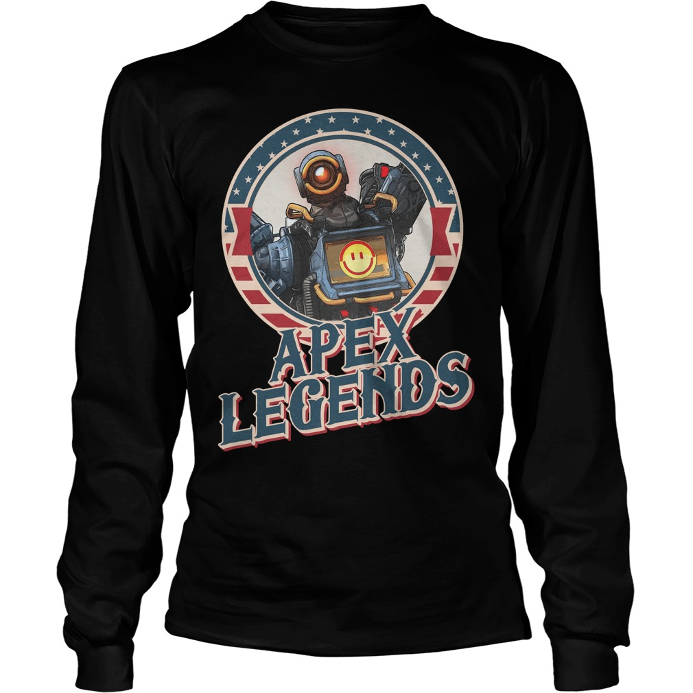 Pathfinder Apex Legends Longsleeve Tee