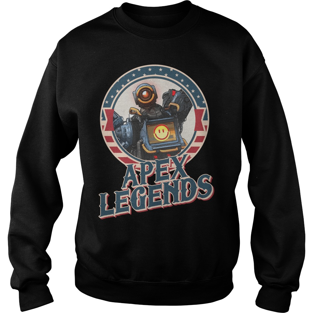 Pathfinder Apex Legends sweater