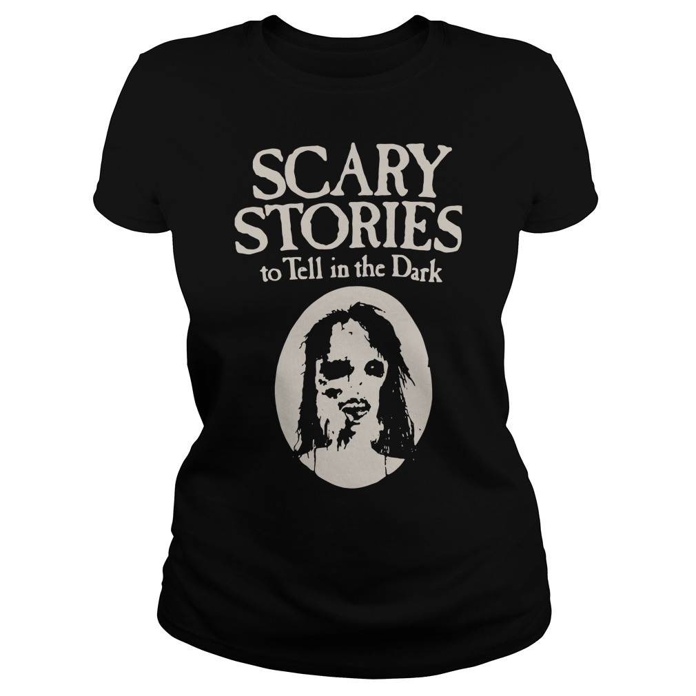 Scary stories to tell in the dark Ladies Tee
