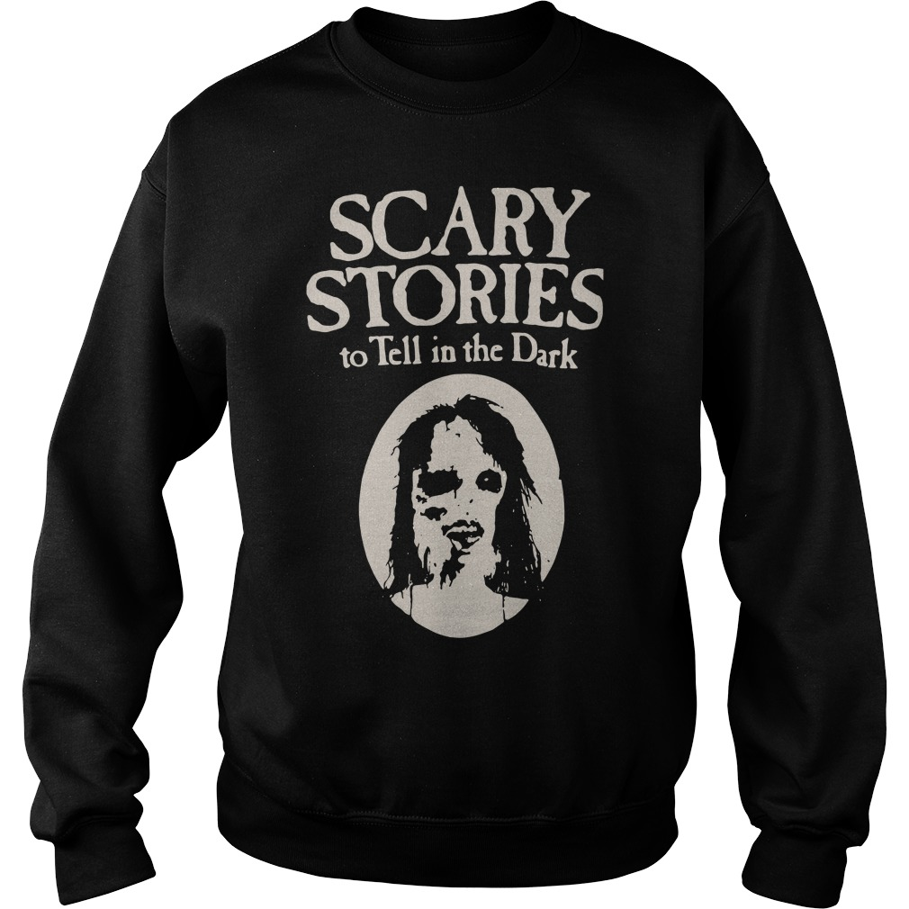 Scary stories to tell in the dark Sweater