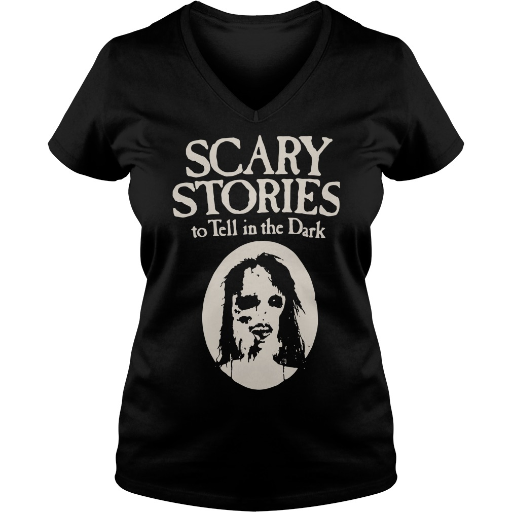 Scary stories to tell in the dark V-neck T-shirt