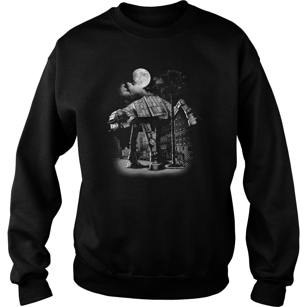 Star Wars ATAT pee time Sweater