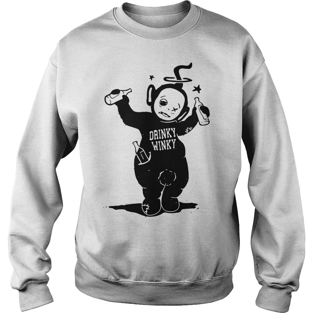 Teletubbies drinky winky Sweater