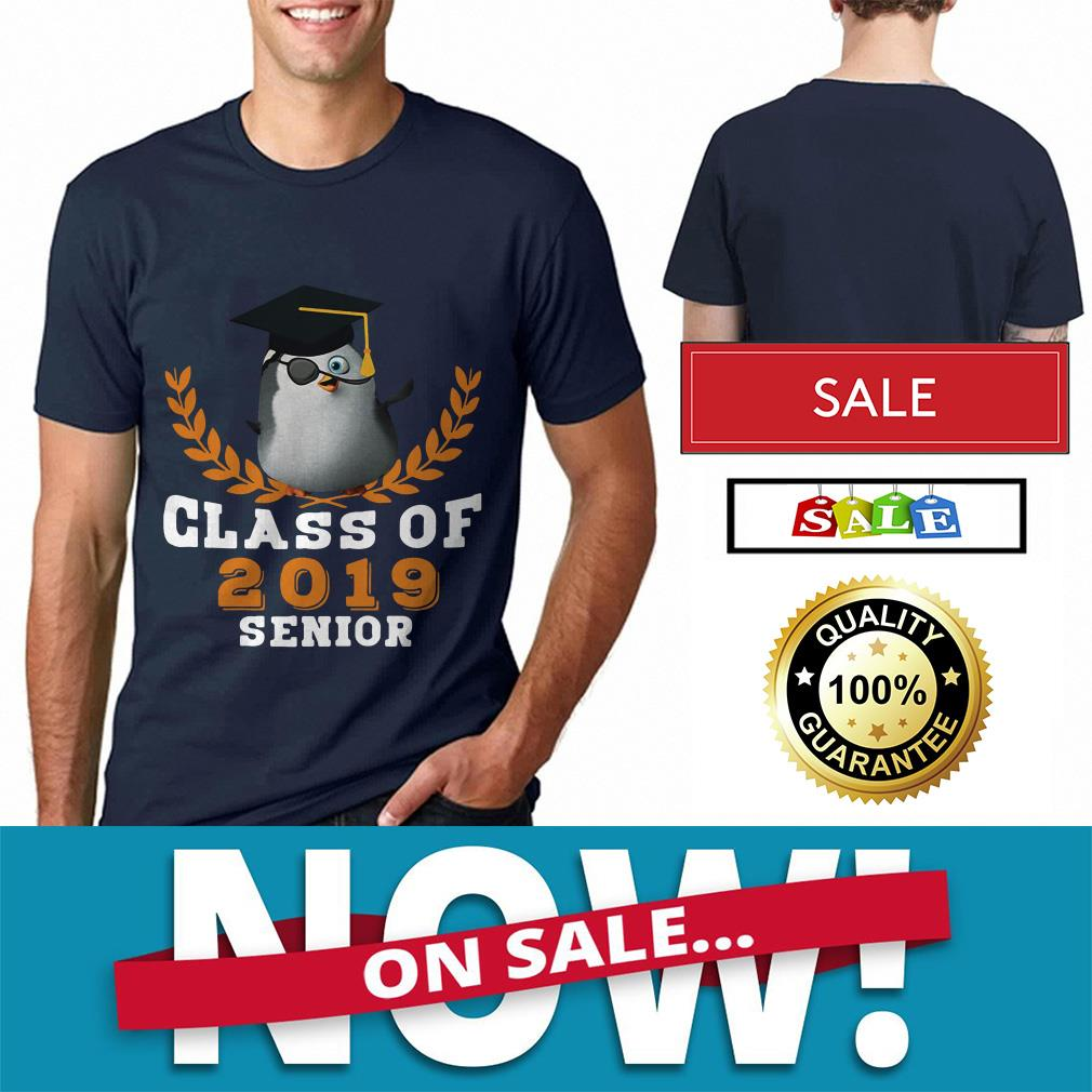 Penguin class of 2019 senior shirt