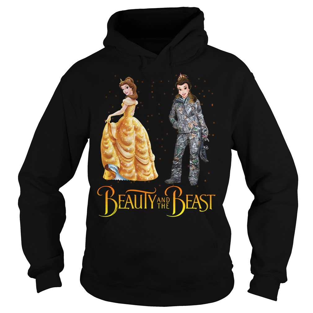Beauty and the Beast Belle astronaut Hoodie