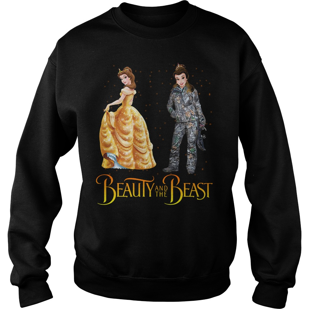 Beauty and the Beast Belle astronaut Sweater