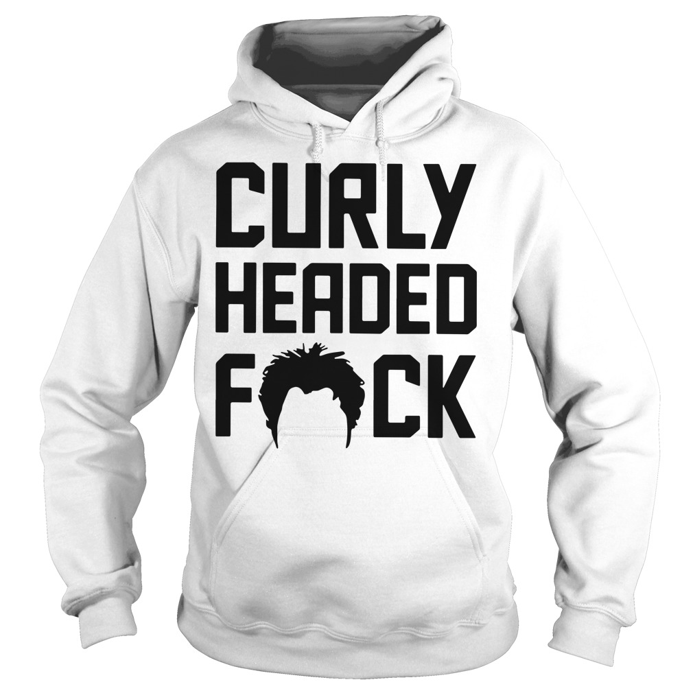 Ben Askren Curly headed fuck Hoodie