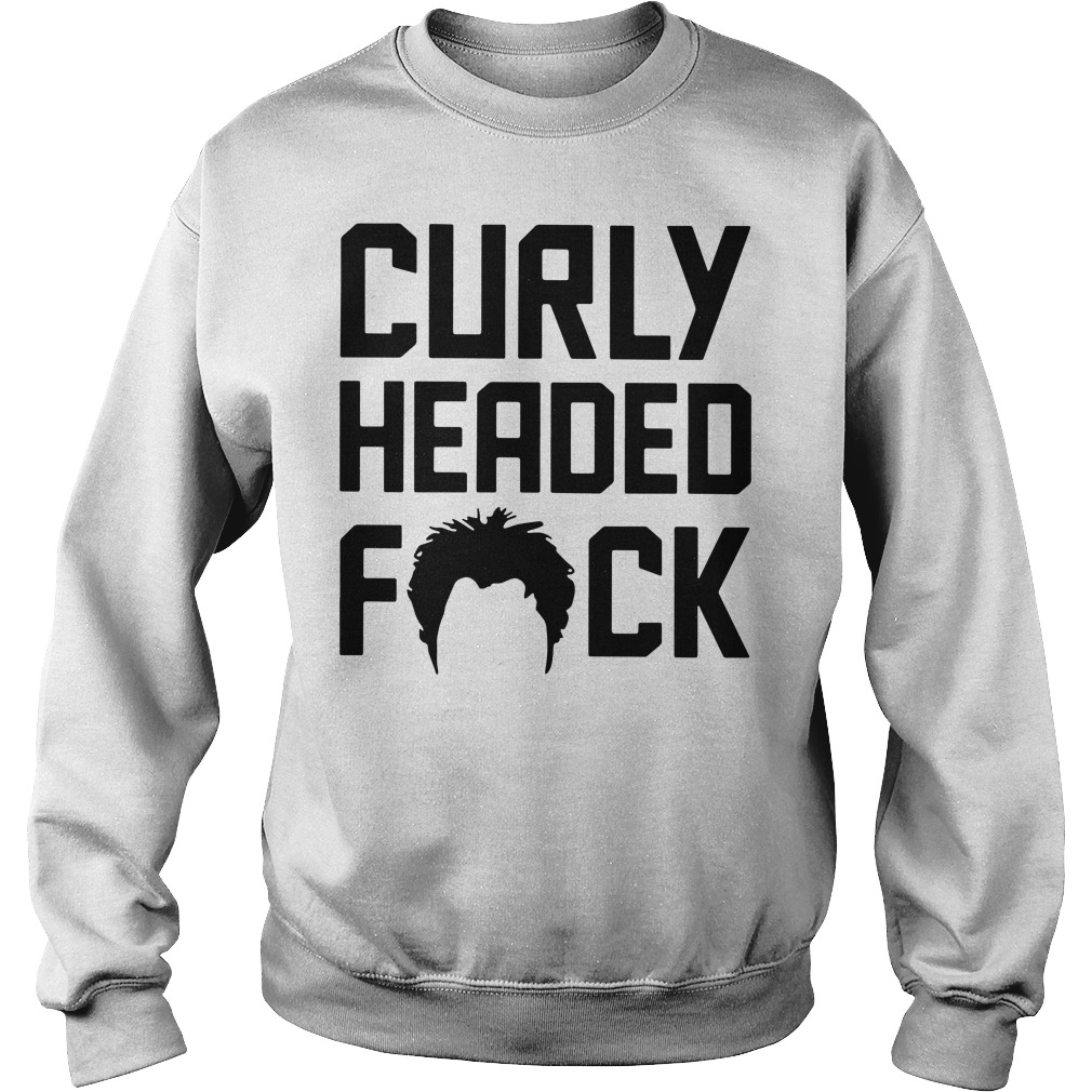 Ben Askren Curly headed fuck Sweater