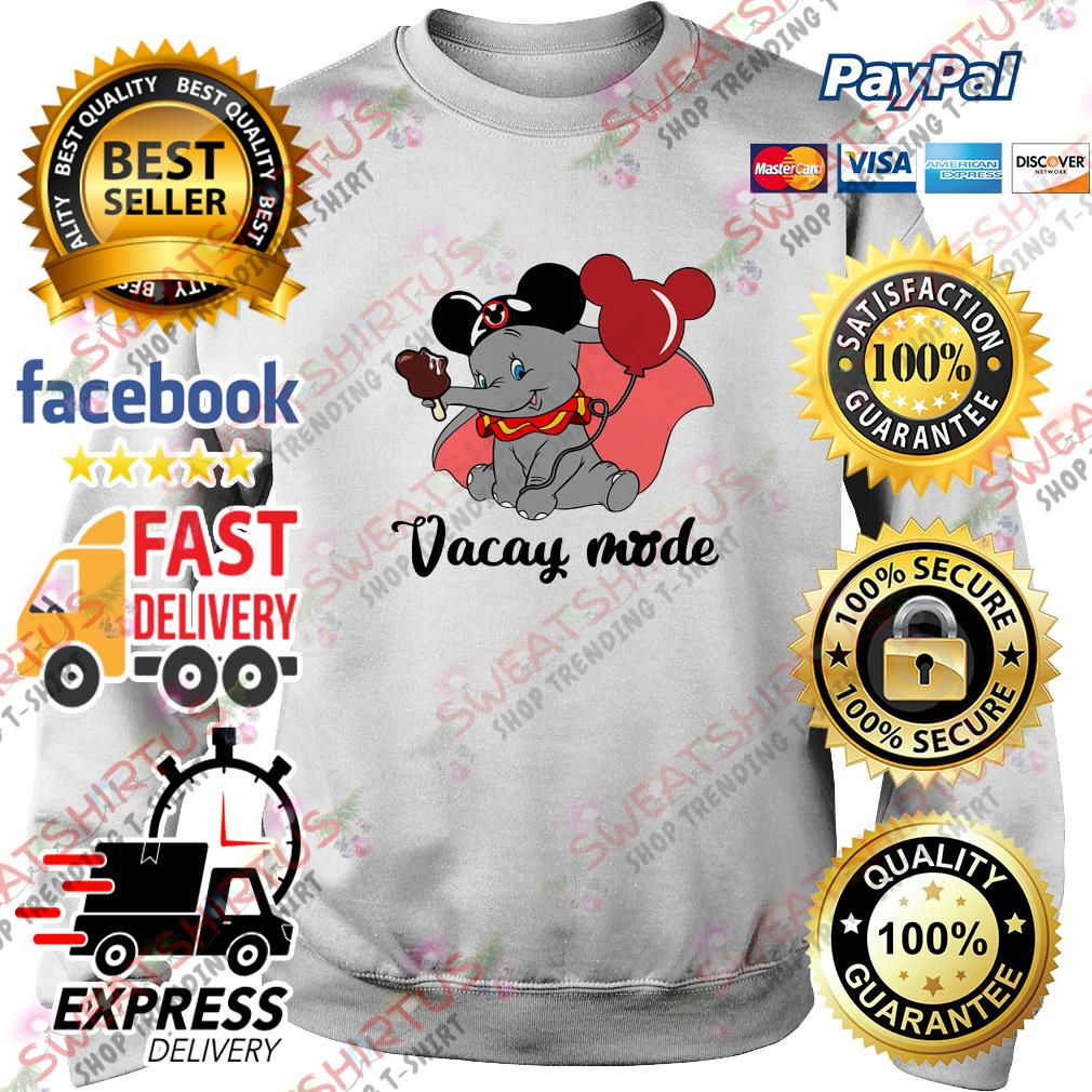 Dumbo Mickey Mouse Vacay mode Sweater