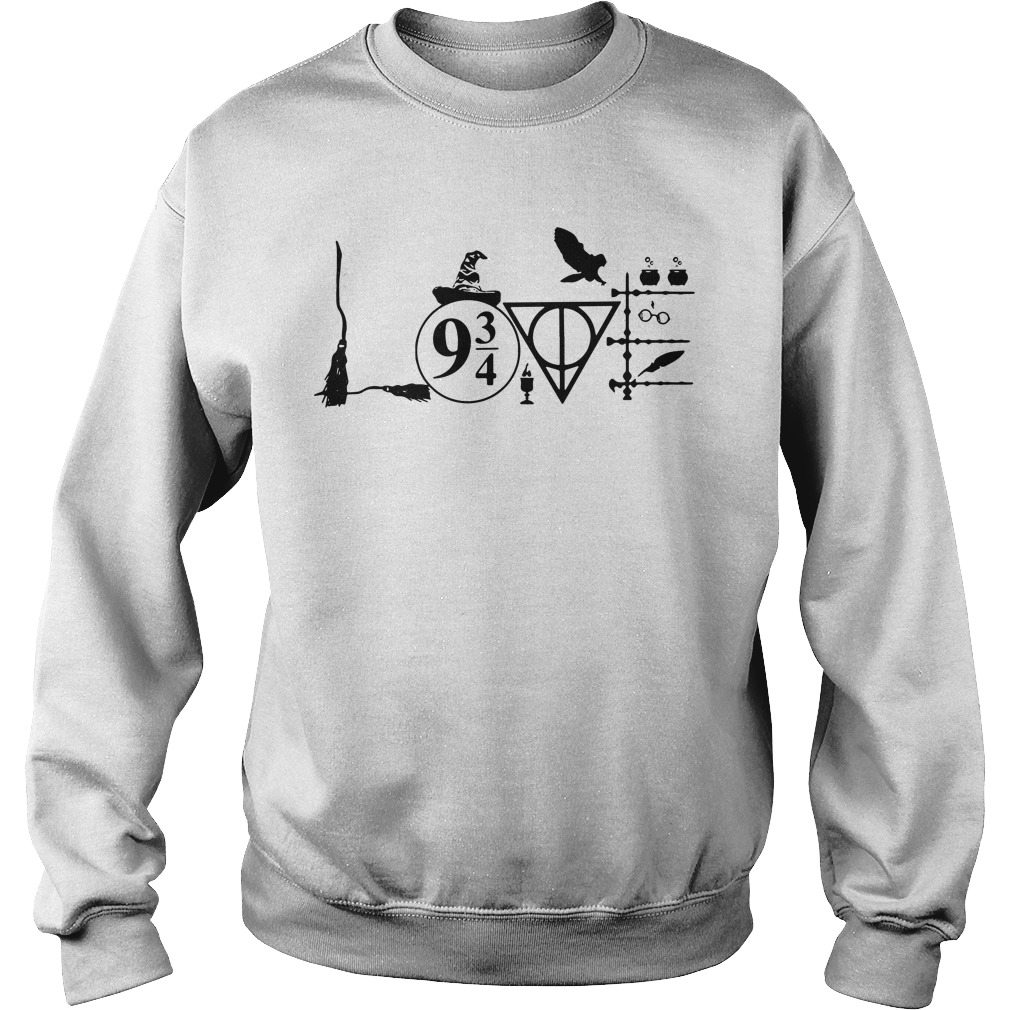 Harry Potter love Sweater