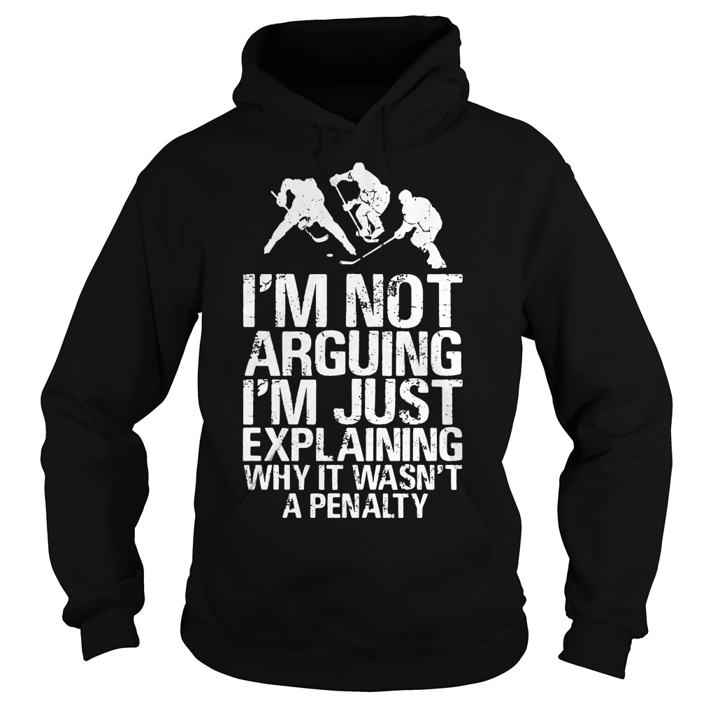 I'm not arguing I'm just explaining why it wasn't a penalty Hoodie