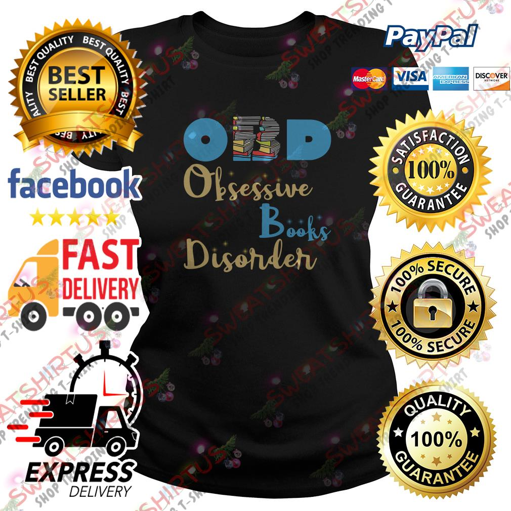 OBD obsessive brooks disorder Ladies Tee