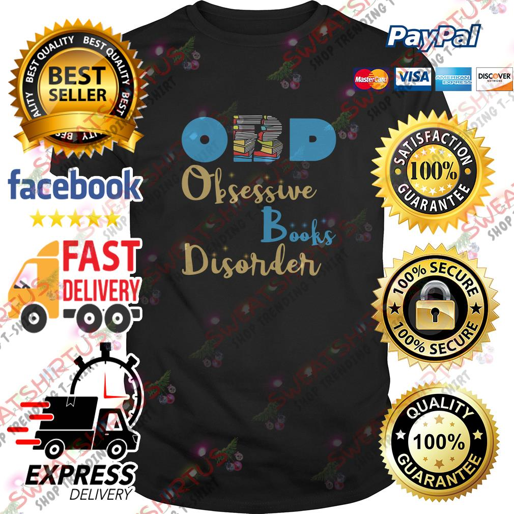 OBD obsessive brooks disorder shirt