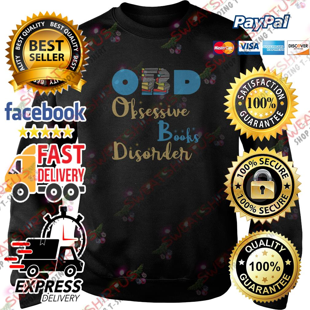 OBD obsessive brooks disorder Sweater