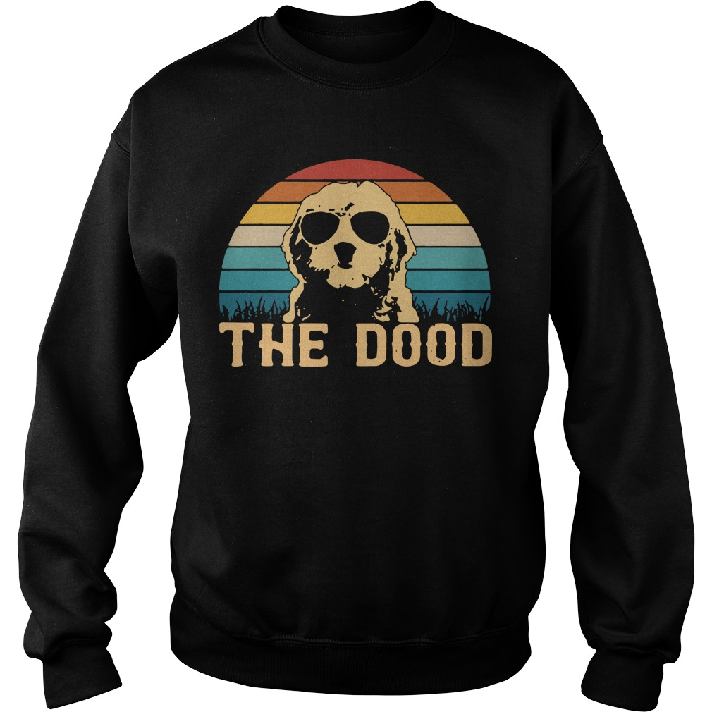 Official The Dood vintage Sweater