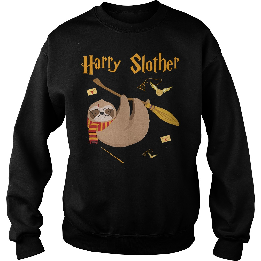 Official Harry Slother Sweater