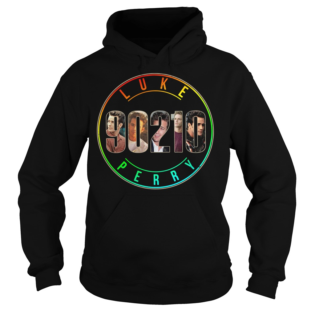Official Luke Perry Beverly Hills 90210 Hoodie
