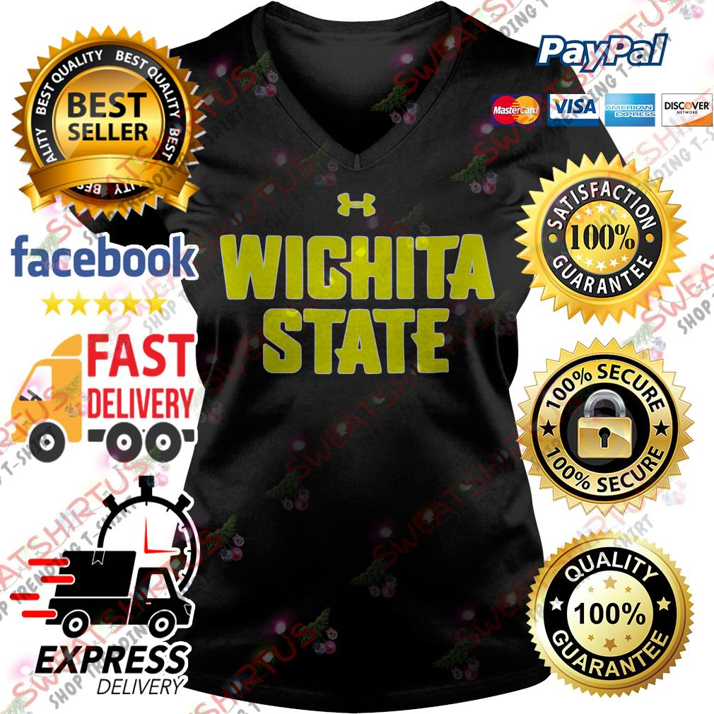 Official Wichita State V-neck T-shirt
