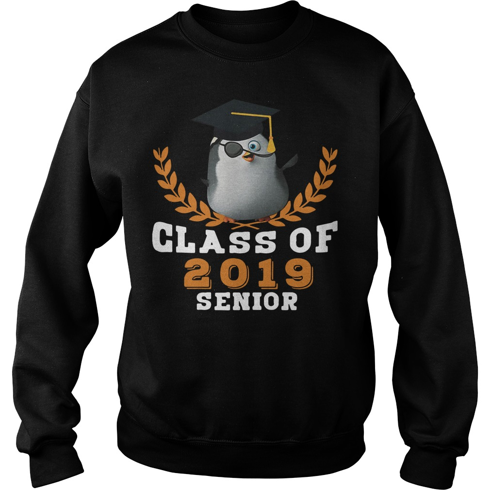 Penguin class of 2019 senior Sweater