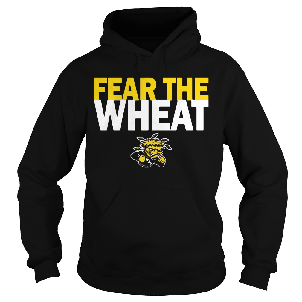 Wichita State Shockers Youth Fear the Wheat Hoodie