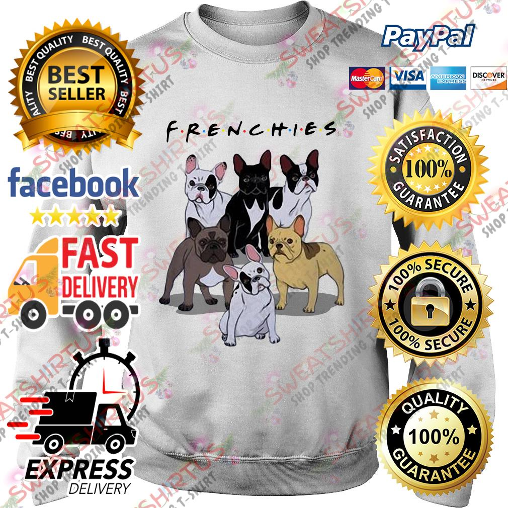 Friends tv show Frenchies dog Sweater