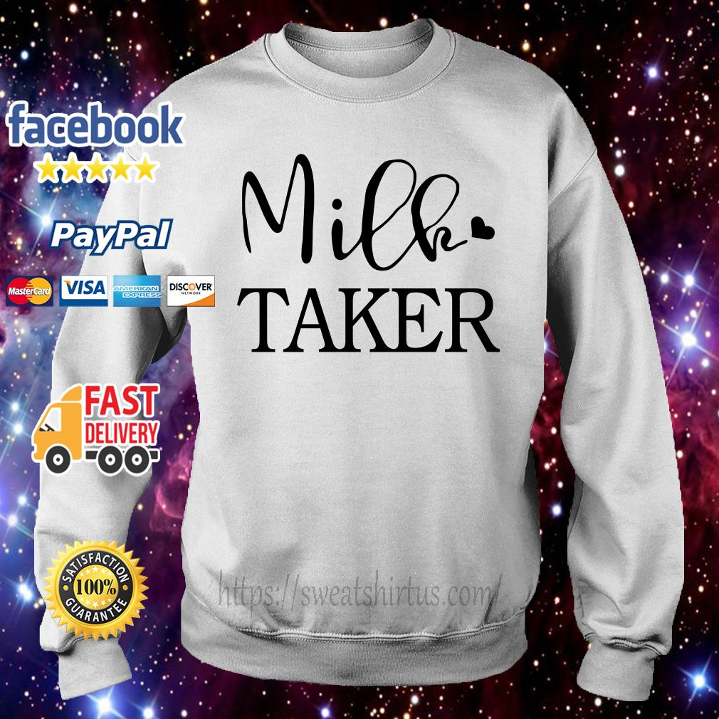 Official Milk taker Sweater