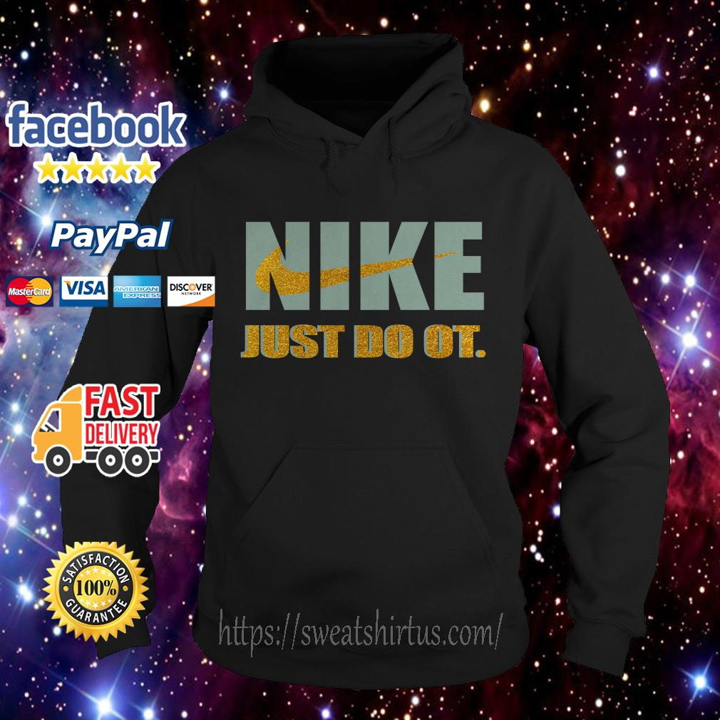 Official Nike just do it purl Hoodie