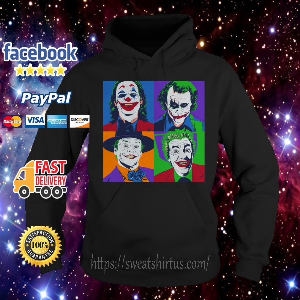 Official Pop Jokers Hoodie