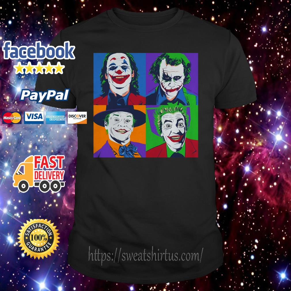 Official Pop Jokers shirt
